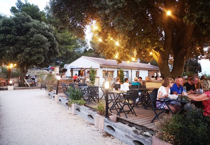 Restaurant La Pause au Golf de Saint Roman Beaucaire