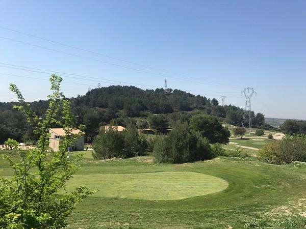 Ouverture du parcours du golf de St Roman